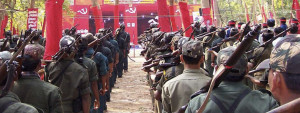 Growing international support for Maoists in India