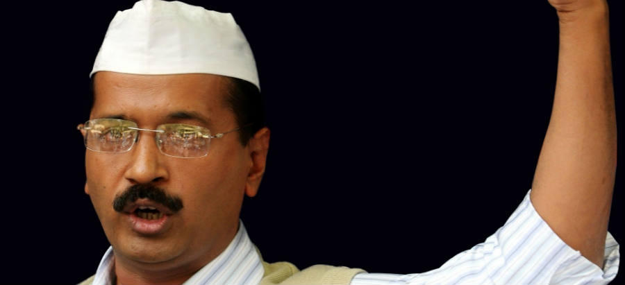Kejriwal: India's biggest scam