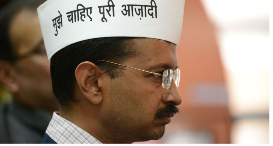 AAP KE PAAP: Rs 60,000 bribe to the Delhi voter