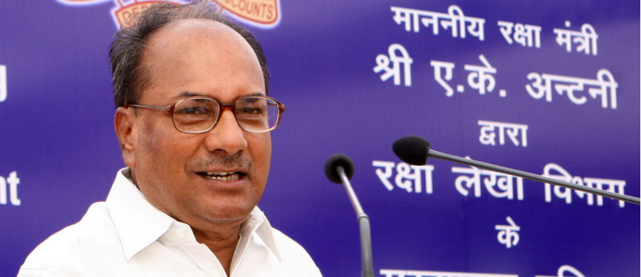 Antony desiccated the soul of Armed Forces