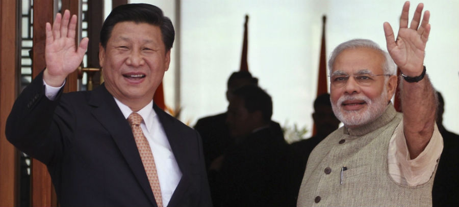 Who tried to sabotage Chinese President Xi Jinping's India visit?