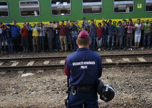 What the Refugee crisis tells us about Europe