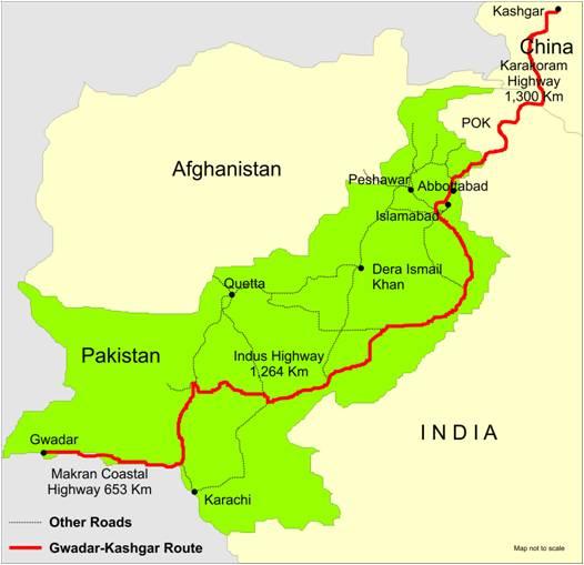 Pakistan - China Railway