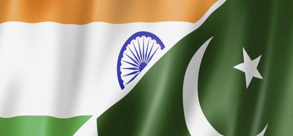 Flag - India - Pakistan