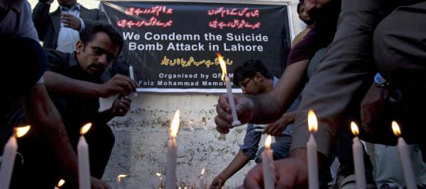Terror Attack in Lahore
