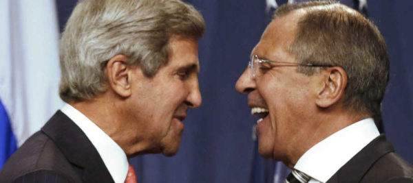 Russia - US - Syria