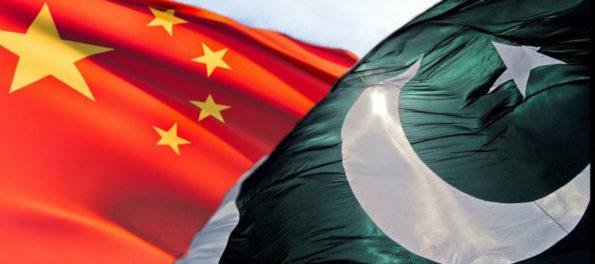Target China-Pakistan Economic Corridor (CPEC)