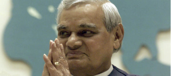 But for Atal Behari Vajpayee, Kurdish Iraq was nearly ours