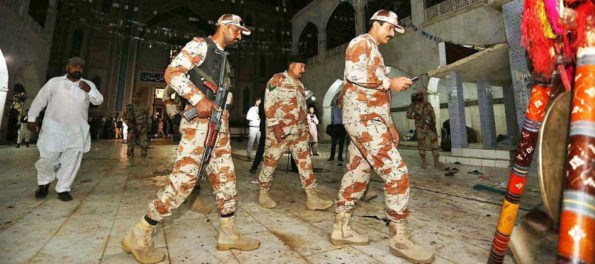 Carnage at Qalandar Shrine: The Shia, Sunni, Sufi triangle