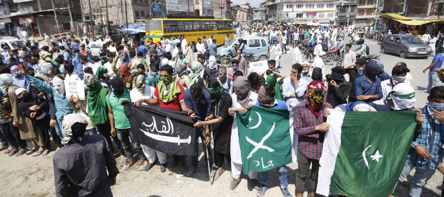 Remove Article 370 to salvage Kashmir from Al Qaeda