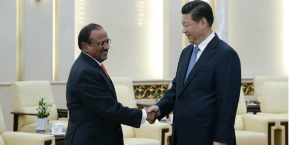 China briefing diplomats On Doklam: Doval must follow up for India