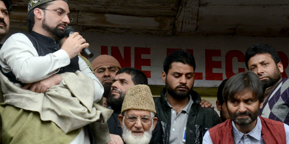 Hurriyat: The lynchpin of Pakistan's war on India