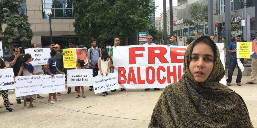 Pakistan for Balochistan, not Balochis